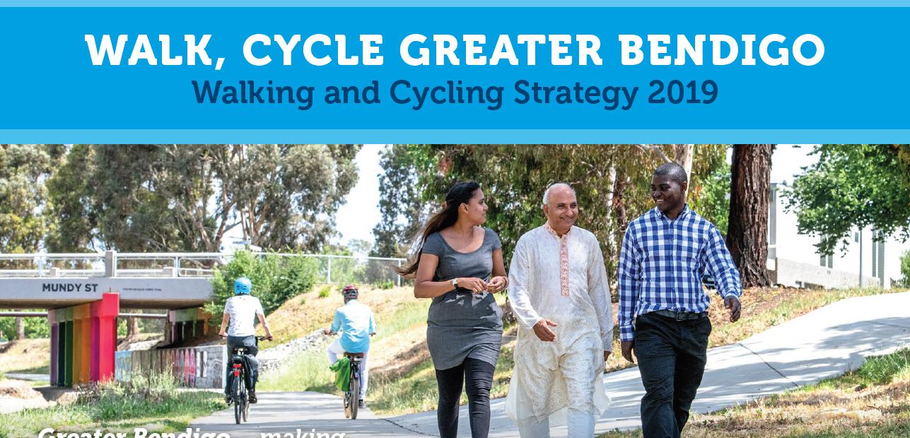 Walk Cycle Greater Bendigo
